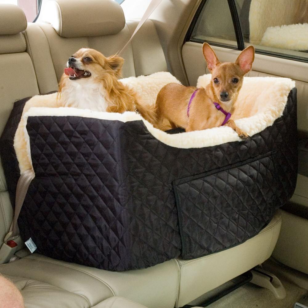 Hairy Large Lookout Ii Buddy Black Car 300dpi E139983524952731 Snoozer Pet Products Care O Donnell Industries Snoozer Pet Products houzz-02 Snoozer Pet Products