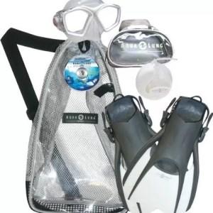 Aqua Lung Nautilus Travel Snorkel Set Review