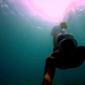 Snorkeling Safety and the New Potential Hazards of Full-Face Snorkel Masks