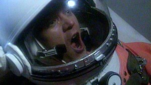 Fra fjernsynsoperaen om Jurij Gagarin (foto: NRK)
