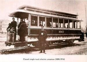 cikagas tramvajs