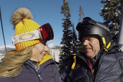 World Famous Chef Wolfgang Puck Chairlift Interview