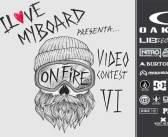 On fire vídeo contest VI