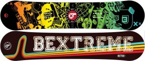 Nuevas tablas para niños de BeXtreme