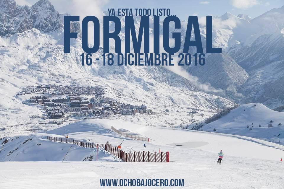 Viaje a Formigal, 16-18 de Diciembre