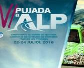 Campeonato de España de Montaña, VI pujada  a Alp