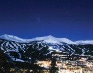 Dew Tour night lights at Breckenridge © Nick Pease/Vail Resorts