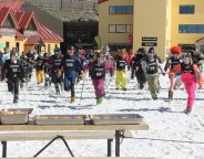 Crazy events and closing days go together; this was Cardrona's © Jen Houltham