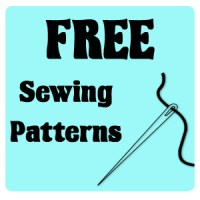 A Gazillion Free sewing patterns