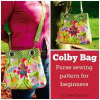 The Colby Bag - POTM