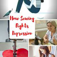 Sew Your Blues Away! - How Sewing Fights Depression
