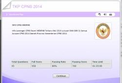 Download Aplikasi CAT CPNS 2014 Gratis dan Lengkap