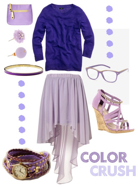 We Talked Royal Blue Hues On Earlier This Week, But Todayu0027s Fridayu0027s  Fancies Is All About My Crush On Purple! Any And All Shades Of It.