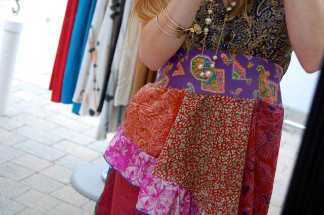 recycled saris