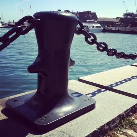 nautical waterfront