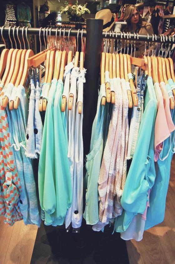 pastel spring shirts