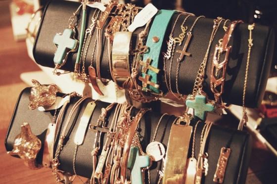dainty charm bracelets