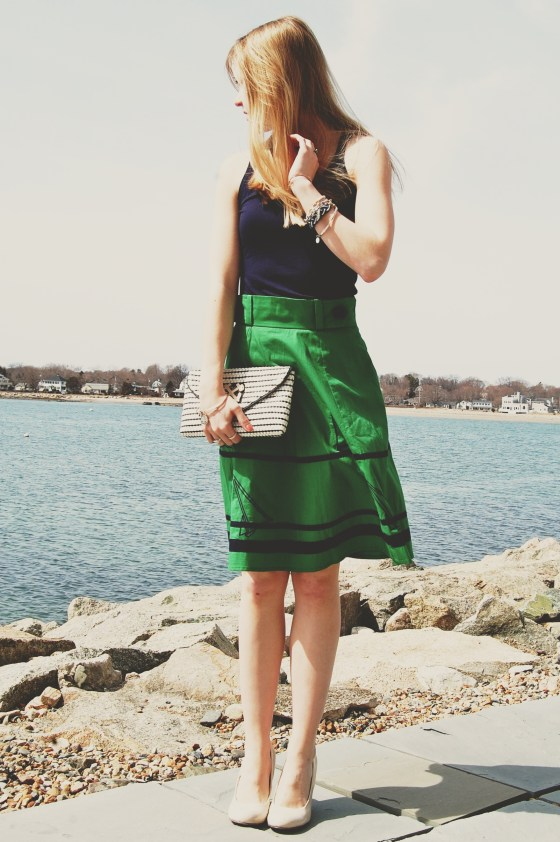 eshakti spring 2013 skirt