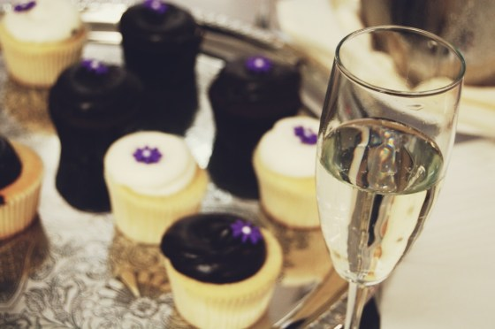 georgetown cupcakes champagne