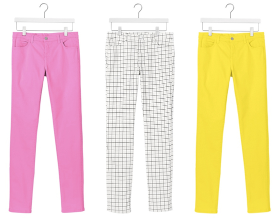 kate spade saturday trousers