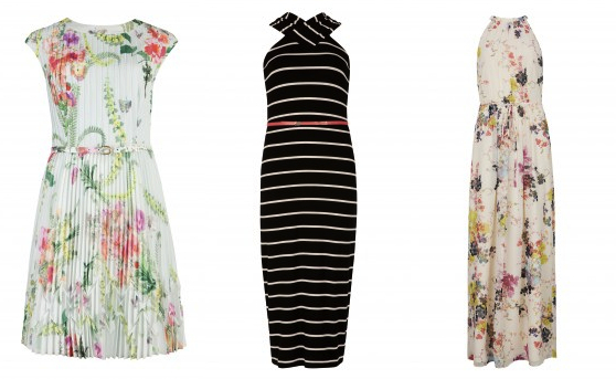 ted baker summer dresses