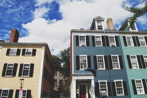 charlestown colored houses