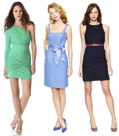 blue green summer wedding dresses