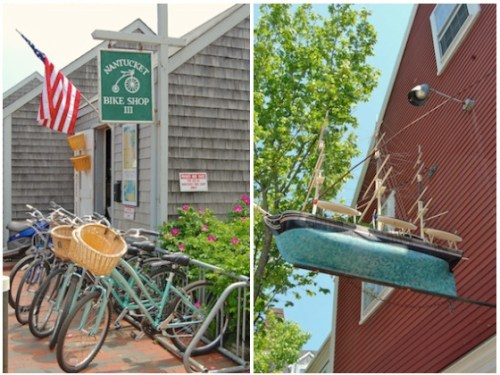 nantucket bike shop