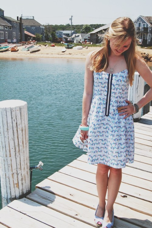 lilly pulitzer nautical dress