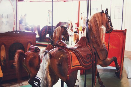 america's oldest carousel