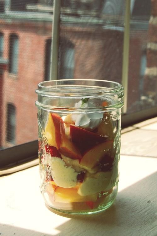 Easy Summer Desserts in Jars