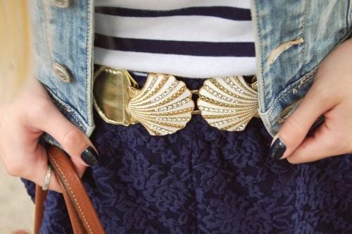 seashell belt lilly pulitzer