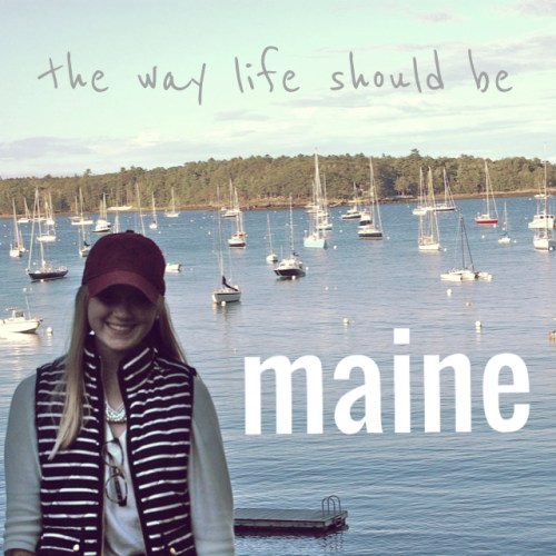 maine quote instagram