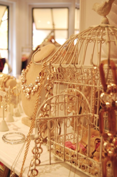 Birdcage Jewelry Case