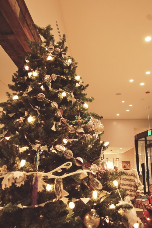 Anthropologie Christmas Trees
