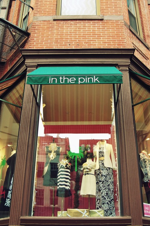 Lilly Pulitzer Store Boston