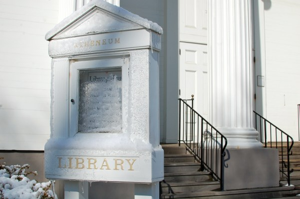 Atheneum Library Nantucket