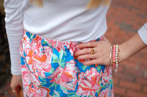Preppy Pink Shop Skirt Review