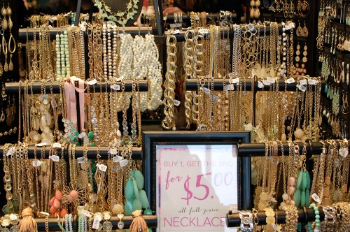 Francesca's Jewelry Sale