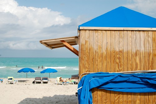 Beach Cabana Photography
