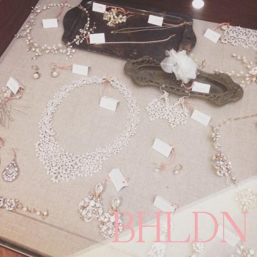 BHLDN Bridal Jewelry