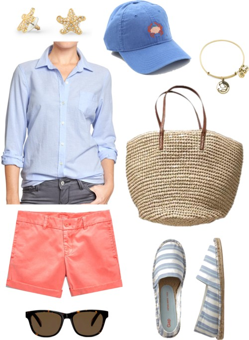 What to wear on Cape Cod | shell chic'd