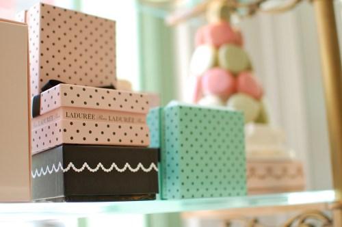Laduree Gift Boxes