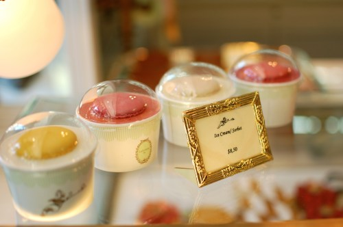 Laduree Ice Cream Sorbet