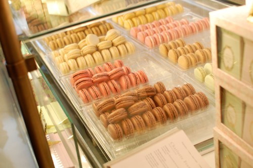 Laduree Macaron Flavors