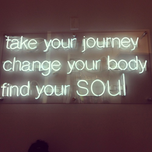 SoulCycle quotes