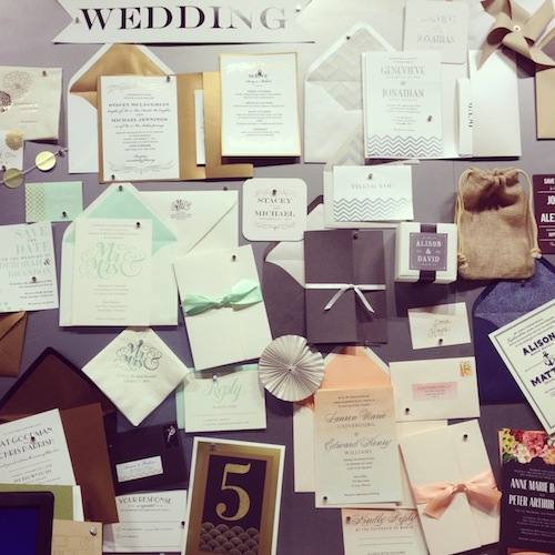 Paper Source Wedding Invitations Save the Dates