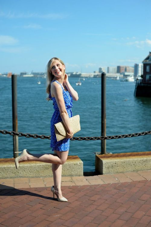 Boston Harbor Photoshoot