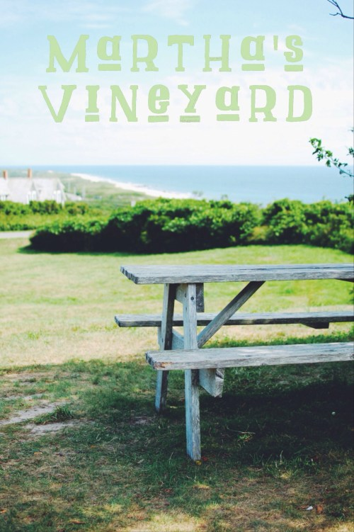 Martha's Vineyard Travel Guide