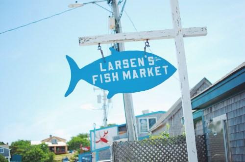 Larsen's Fish Market